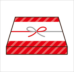 贈答品 Gifts