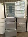5枚ドア冷蔵庫